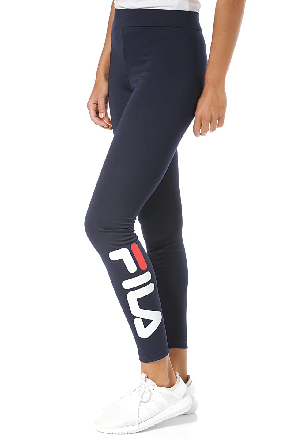 Fila Flex 2.0 Leggings per Donna Blu
