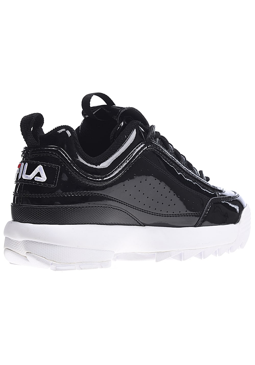 54f9dd332d8a Fila Heritage Disruptor M Low - Fashion Shoes for Women - Black