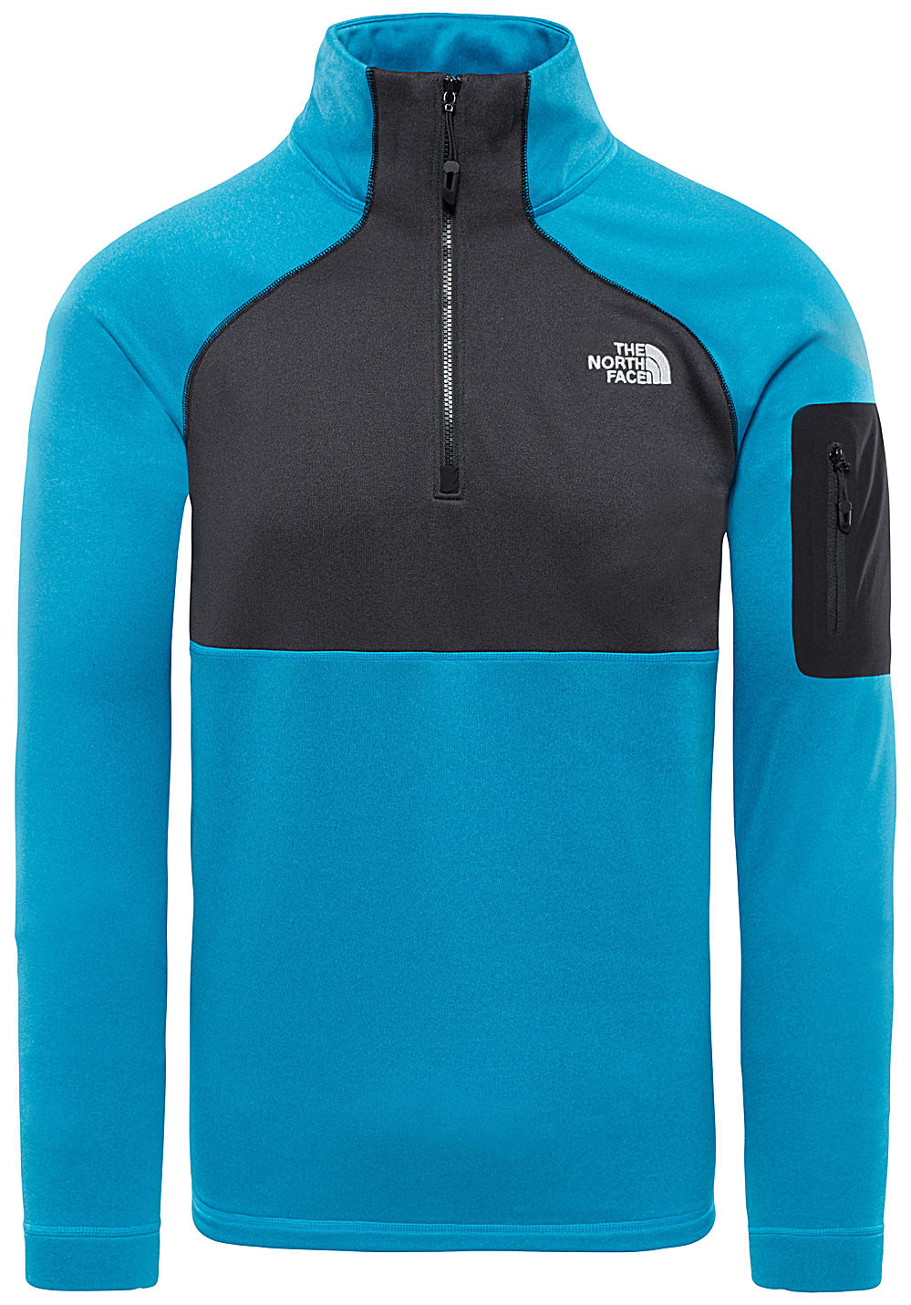 orologio c81f7 67373 THE NORTH FACE Impendor Power Dry 1/4 Zip - Maglione in pile per Uomo - Blu