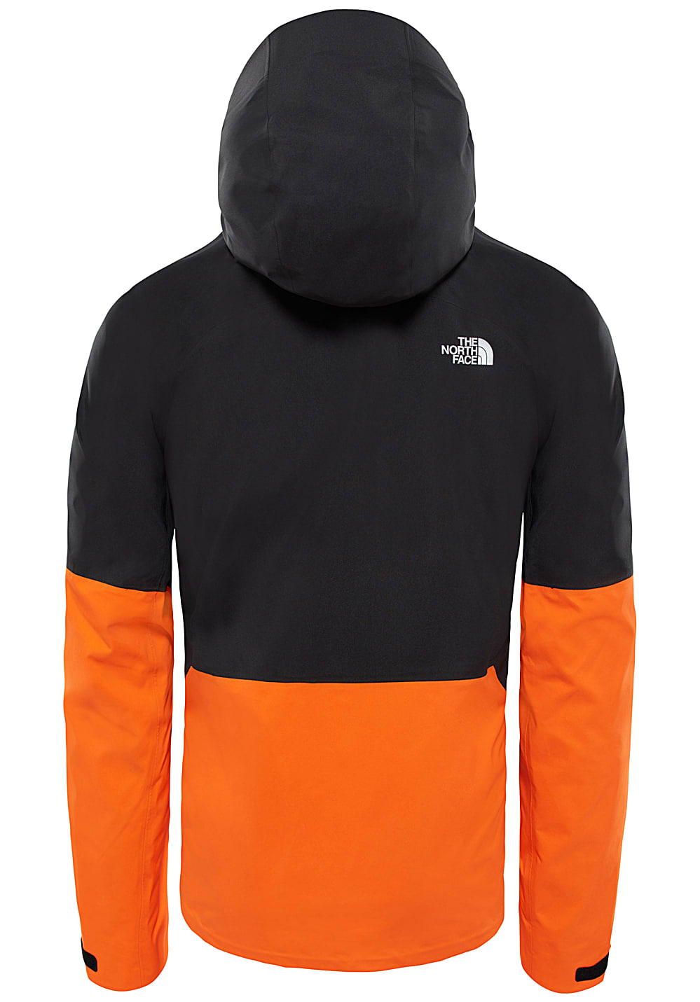 3cd0e2fa2 THE NORTH FACE Impendor Shell - Outdoor Jacket for Men - Orange