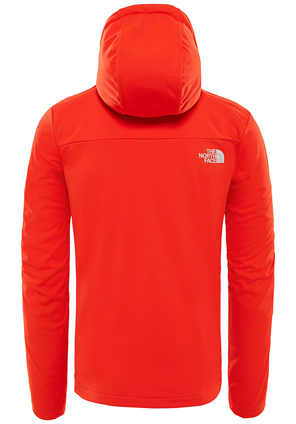1daf8a105 THE NORTH FACE Kabru Softshell Hooded - Outdoor Jacket for Men - Red