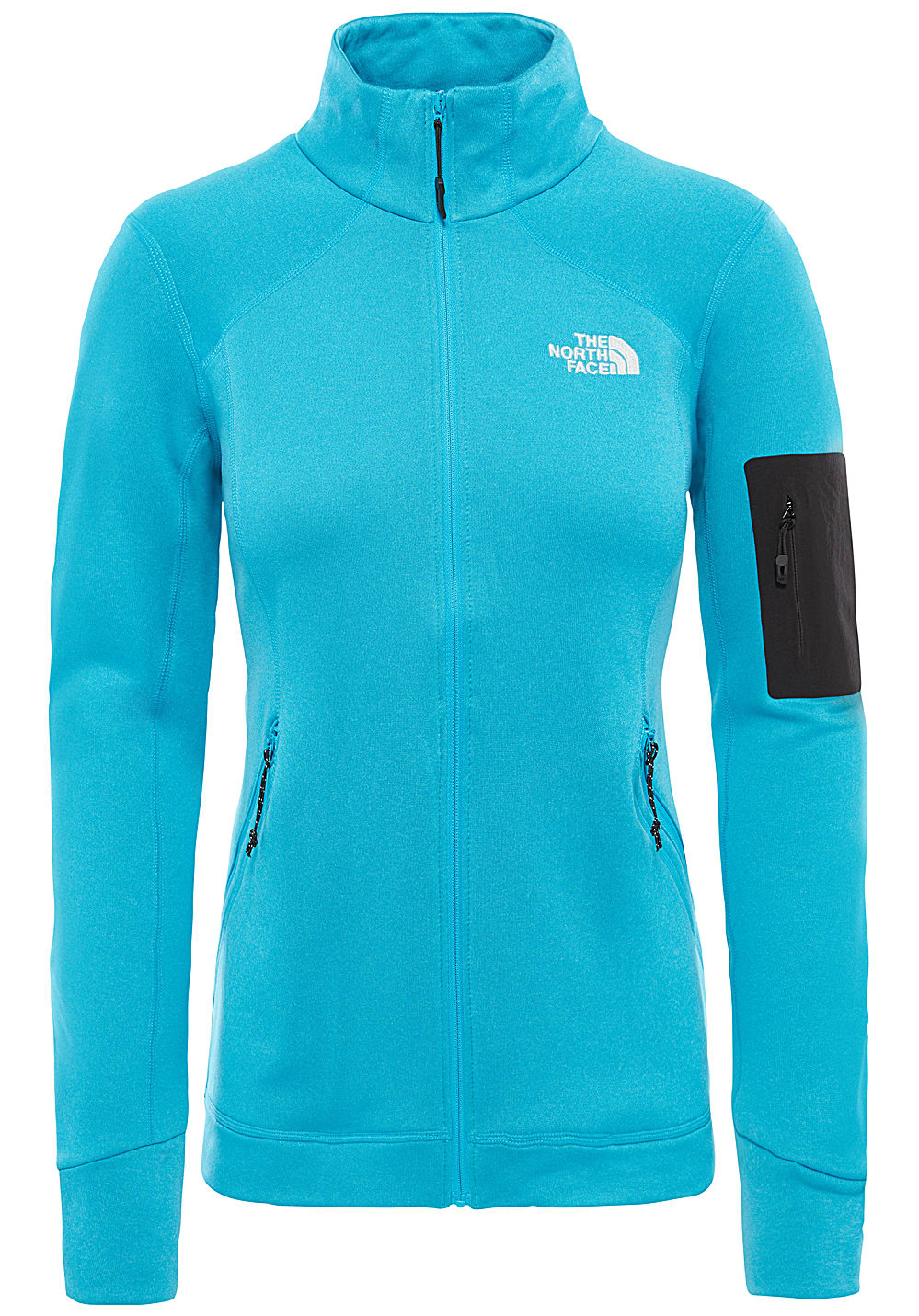 bb0dacc11 THE NORTH FACE Impendor Power Dry - Fleece Jacket for Women - Blue
