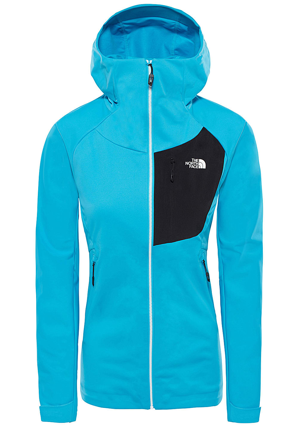 359bdb6e9 THE NORTH FACE Impendor WindWall Hoody - Outdoor Jacket for Women - Blue