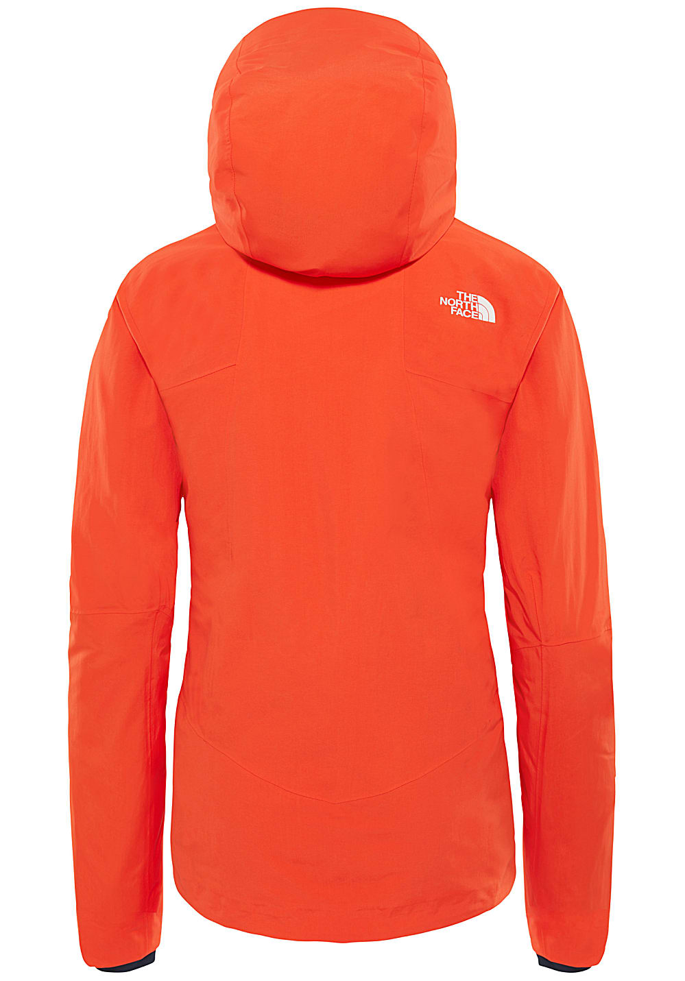 02df25006 THE NORTH FACE Lostrail - Ski Jacket for Women - Orange