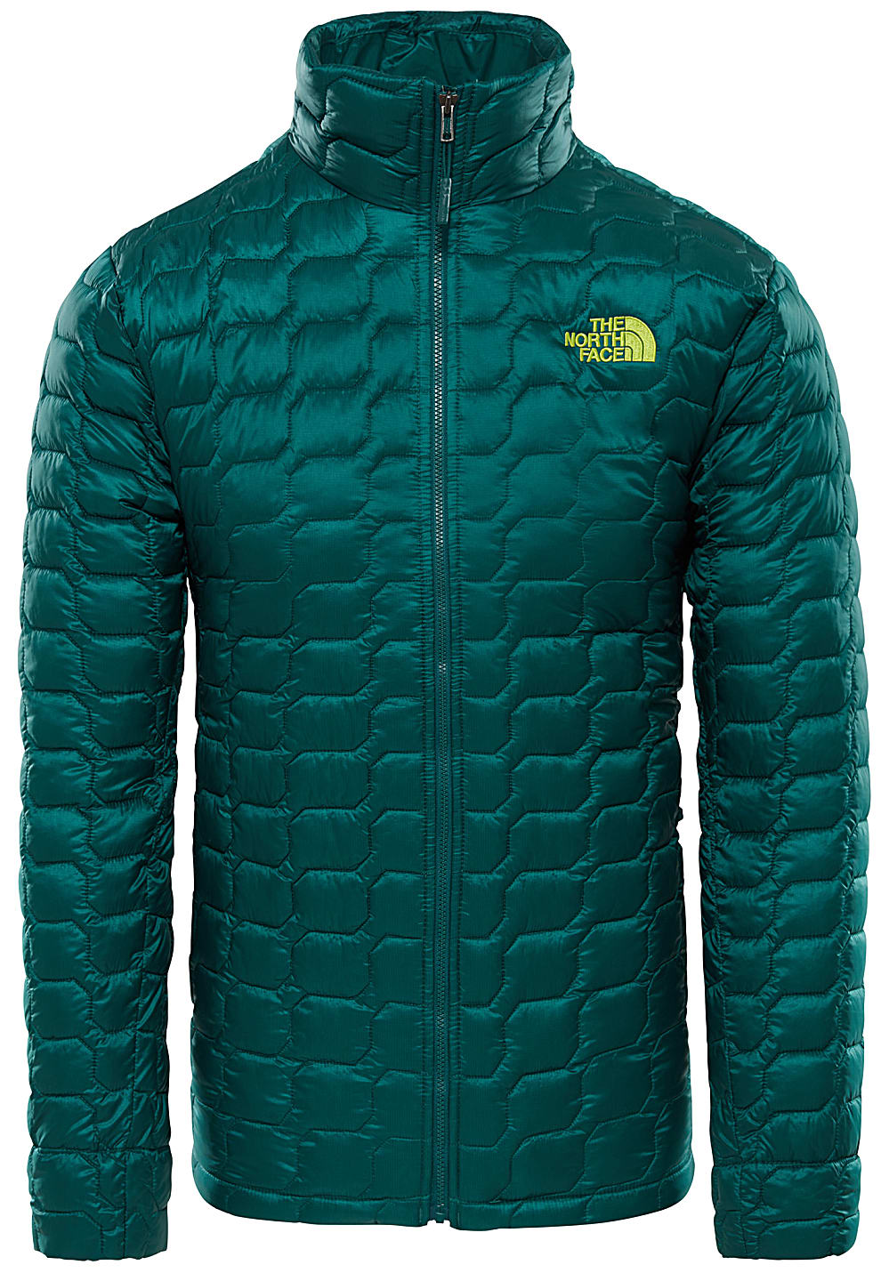 e8c4cea119 THE NORTH FACE Thermoball - Outdoor Jacket for Men - Green - Planet Sports