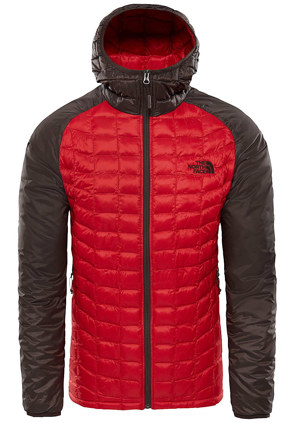 63f2c0a7e THE NORTH FACE Thermoball Sport - Outdoor Jacket for Men - Red
