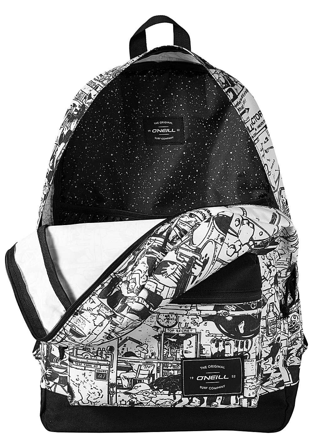 Blanc Sac Planet Fwa7qwpz Graphic Dos O'neill Sports 24l À Coastline 6pfqgPwx6