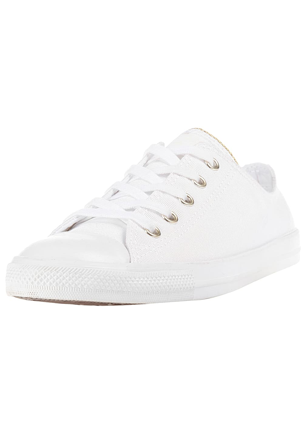 Converse Chuck Taylor All Star Dainty Ox Sneakers voor Dames Wit