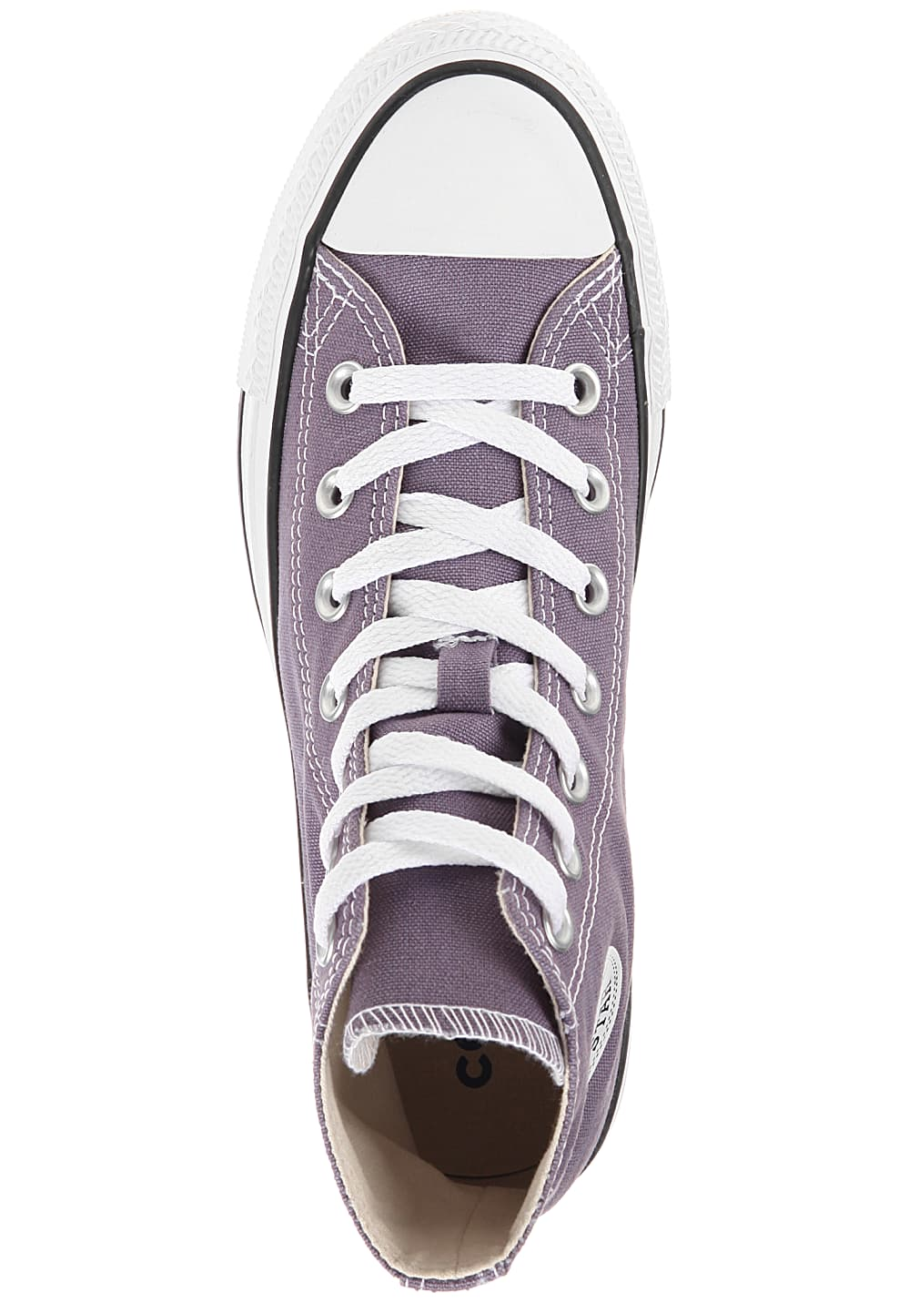 b326dade8 Converse Chuck Taylor All Star Hi - Sneakers for Women - Purple ...