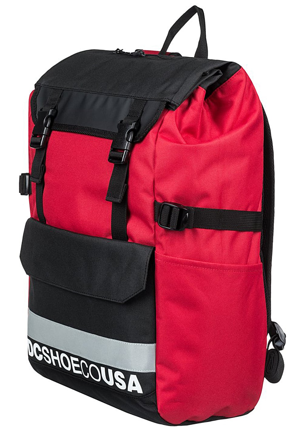 88f166399a584 DC Ruckstone 30L - Backpack - Red - Planet Sports