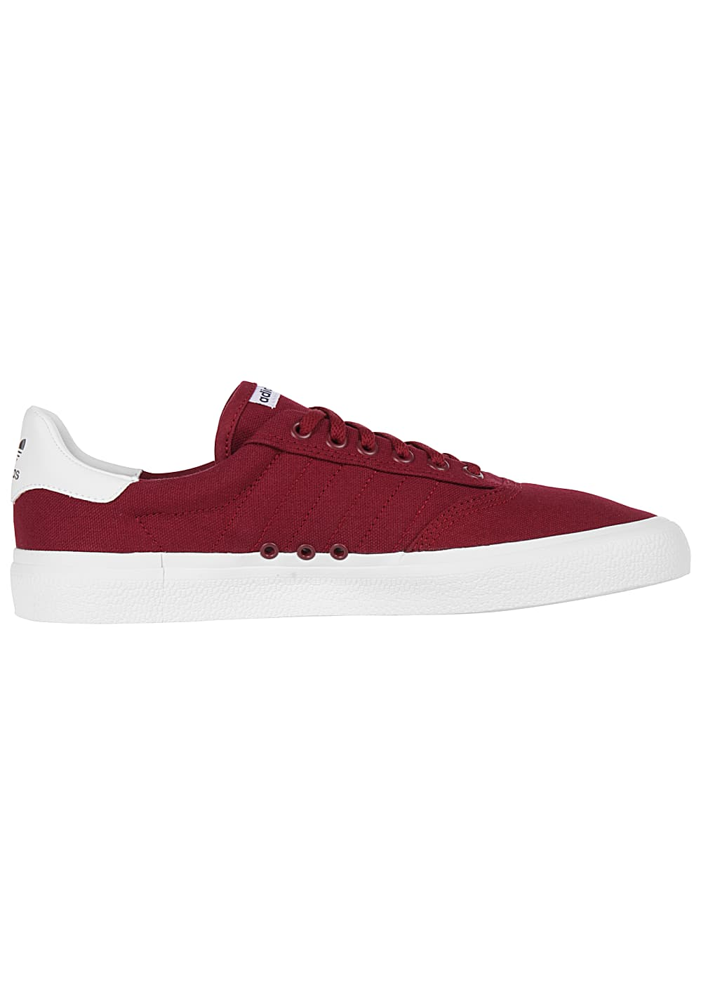 f8075f66a1e Adidas Skateboarding 3Mc - Sneakers voor Heren - Rood - Planet Sports