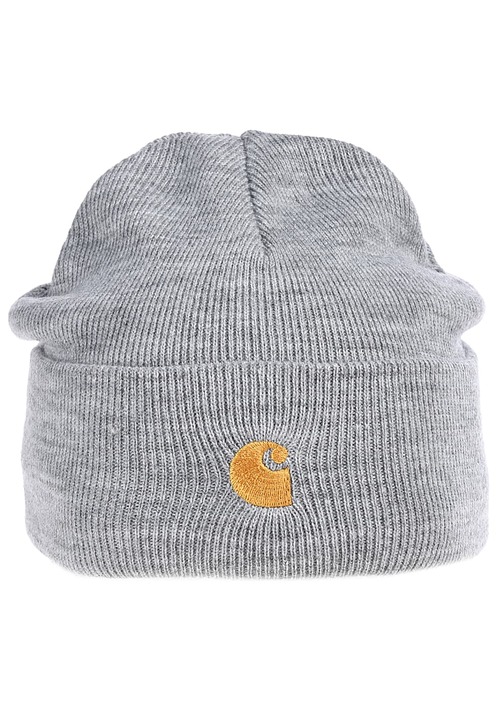 437e5140d12ae ... carhartt WIP Chase - Beanie - Grey. Back to Overview. 1  2  3  4.  Previous. Next