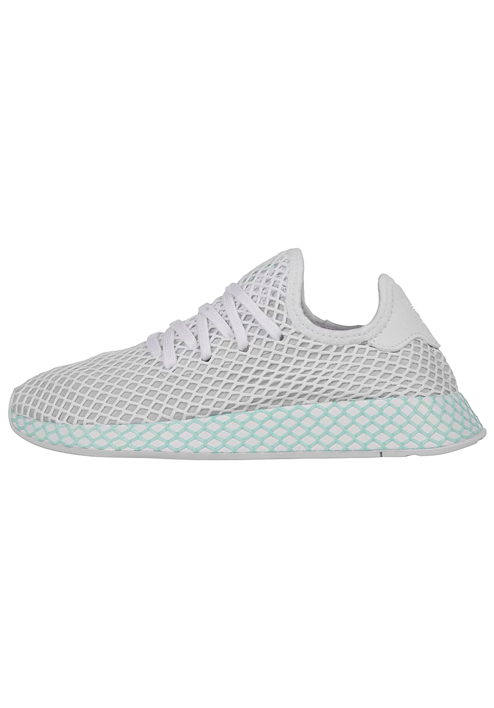 85d1faf41ba20 ADIDAS ORIGINALS Deerupt Runner - Sneakers for Women - White ...