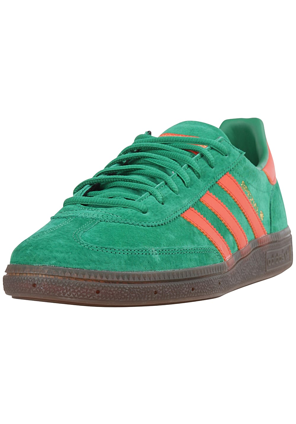 ADIDAS ORIGINALS Handball Spezial Sneakers voor Heren Groen