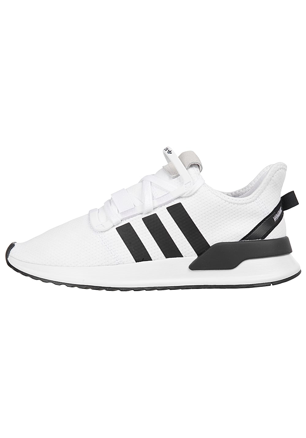 adidas White U Path Run Shoes | PacSun