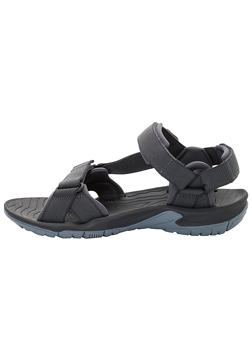 super cute wholesale factory authentic Jack Wolfskin Lakewood Ride - Sandals for Men - Grey ...