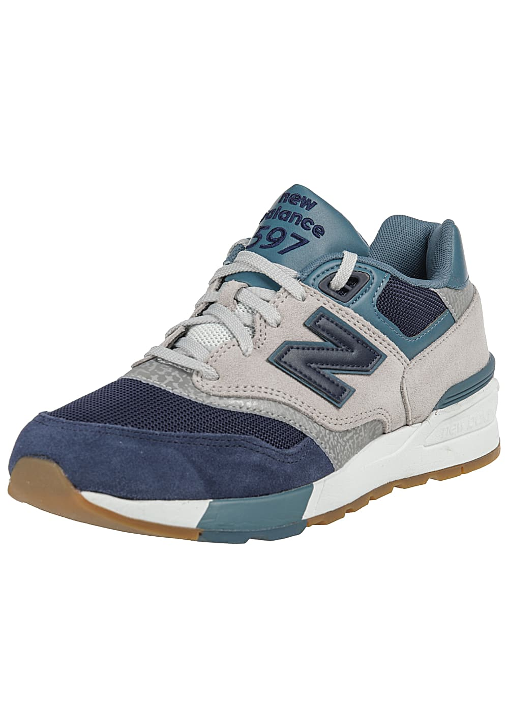 new balance ml597 groen