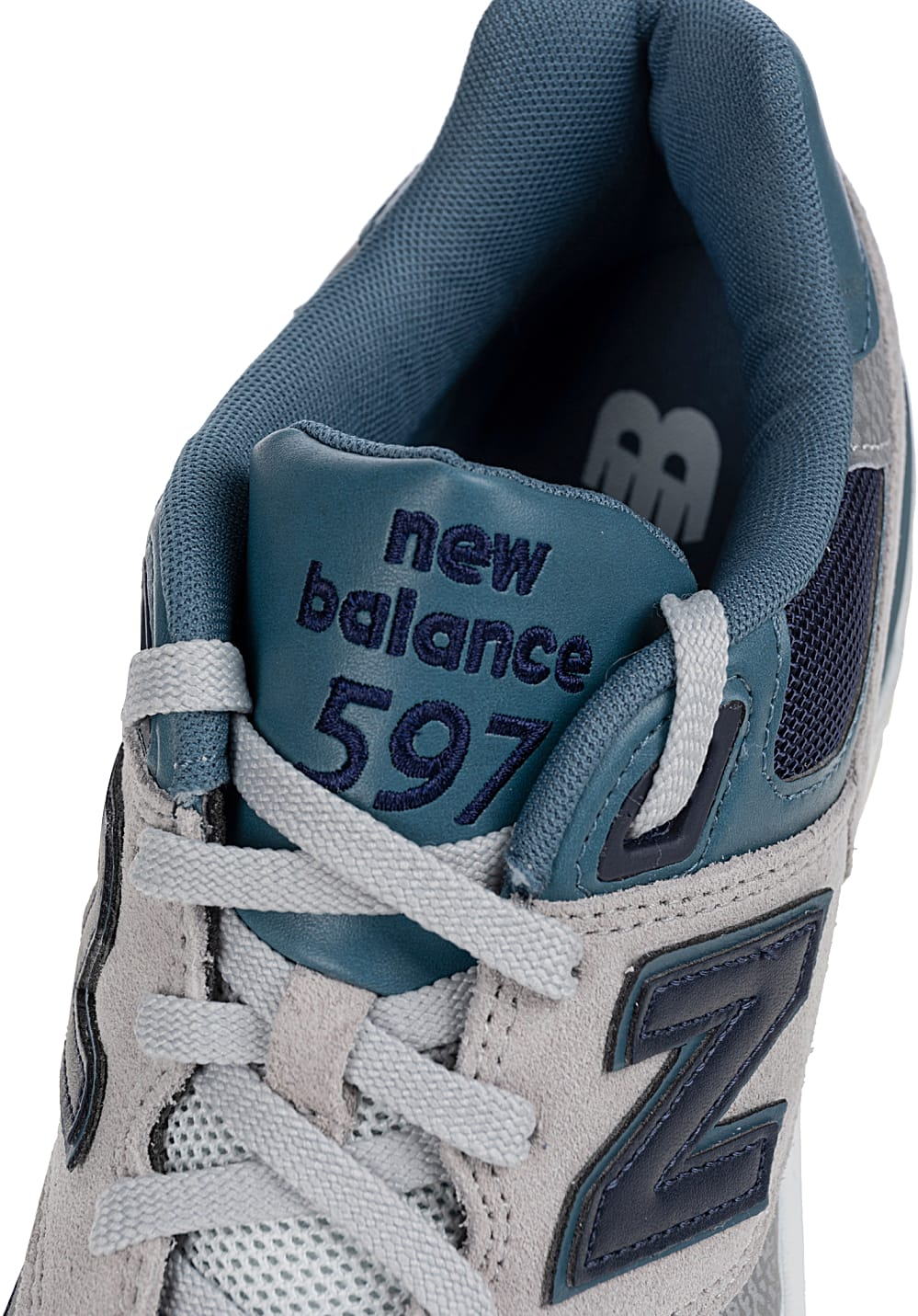 more photos 0c3a6 5ffab NEW BALANCE ML597 D - Sneakers for Men - Grey