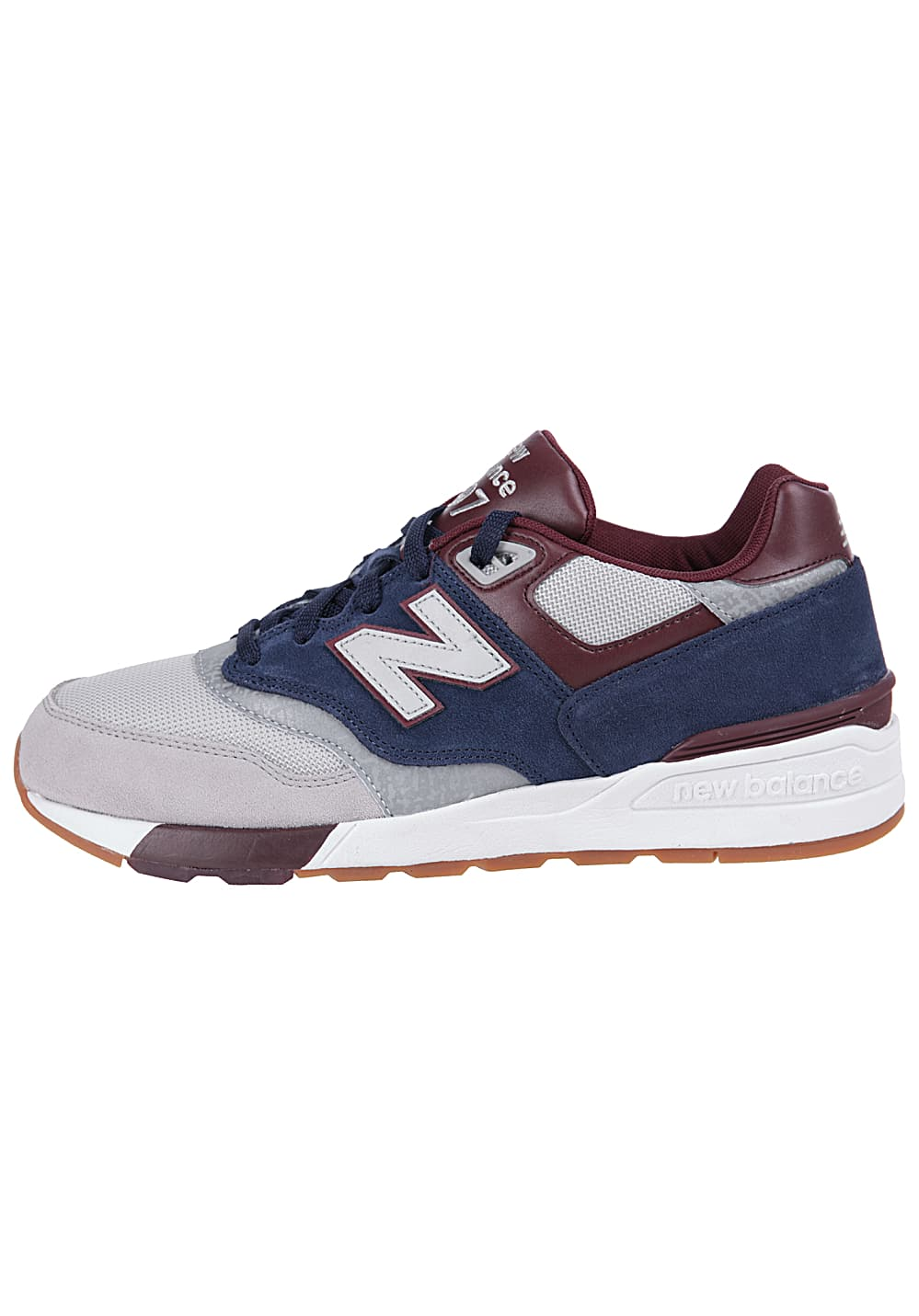 styles classiques grandes marques outlet NEW BALANCE ML597 D - Sneakers for Men - Blue