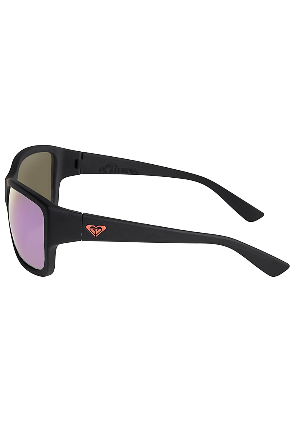 753c9d16f4e1c3 Roxy Athena Polarised - Zonnebril voor Dames - Zwart - Planet Sports