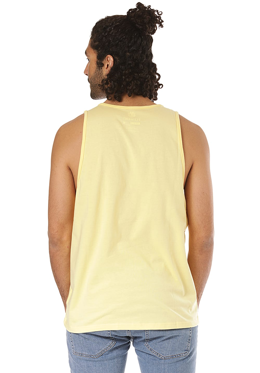 379aaf302a3861 ... Element Joint Tank - Top for Men - Yellow. Back to Overview. 1  2  3.  Previous. Next