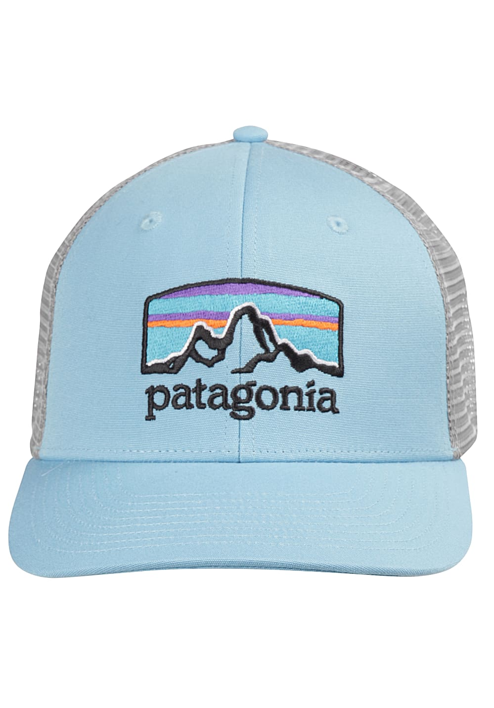 a41770c82038 PATAGONIA Fitz Roy Horizons - Casquette trucker - Bleu - Planet Sports
