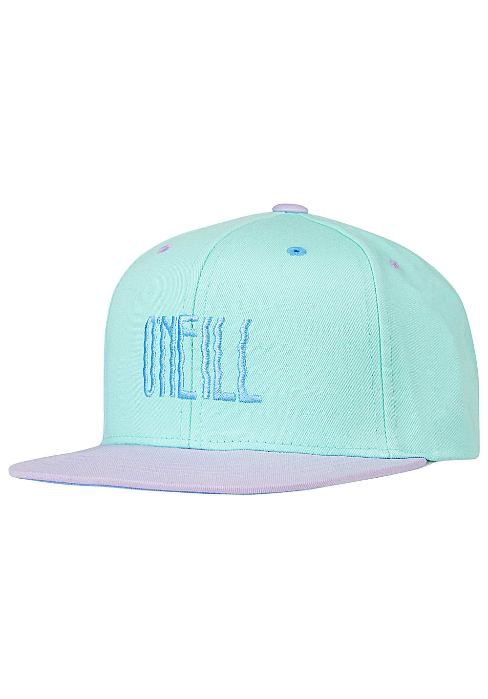 O/'Neill Hats Kids Stamped Snapback Cap Blue-Teal