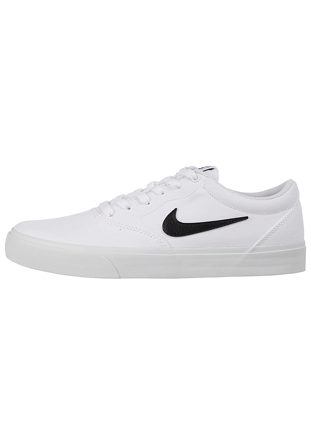 top brands speical offer sports shoes NIKE SB Charge Canvas - Sneakers for Men - White - Planet Sports
