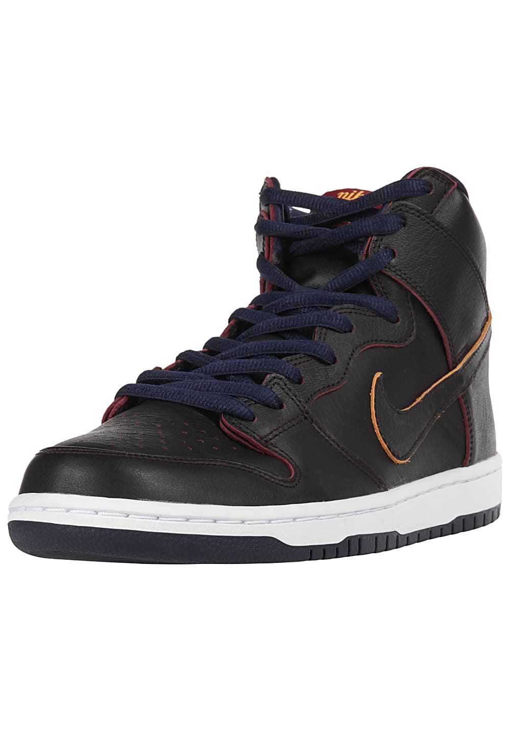 brand new ca877 104aa NIKE SB Dunk High Pro Nba - Sneakers for Men - Black