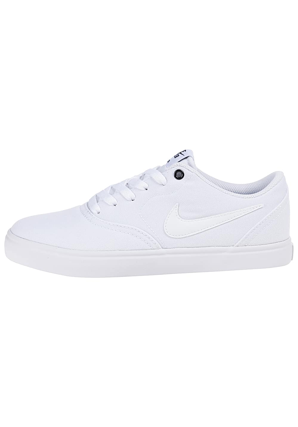 where to buy new authentic size 40 NIKE SB Check Solar - Sneakers for Women - White - Planet Sports