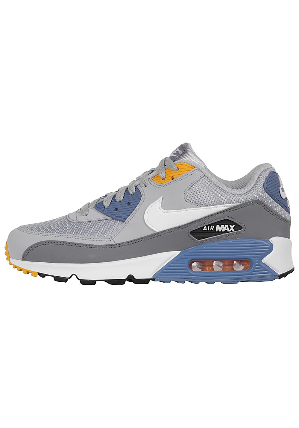 many styles best prices factory authentic NIKE SPORTSWEAR Air Max 90 Essential - Sneakers for Men - Grey ...