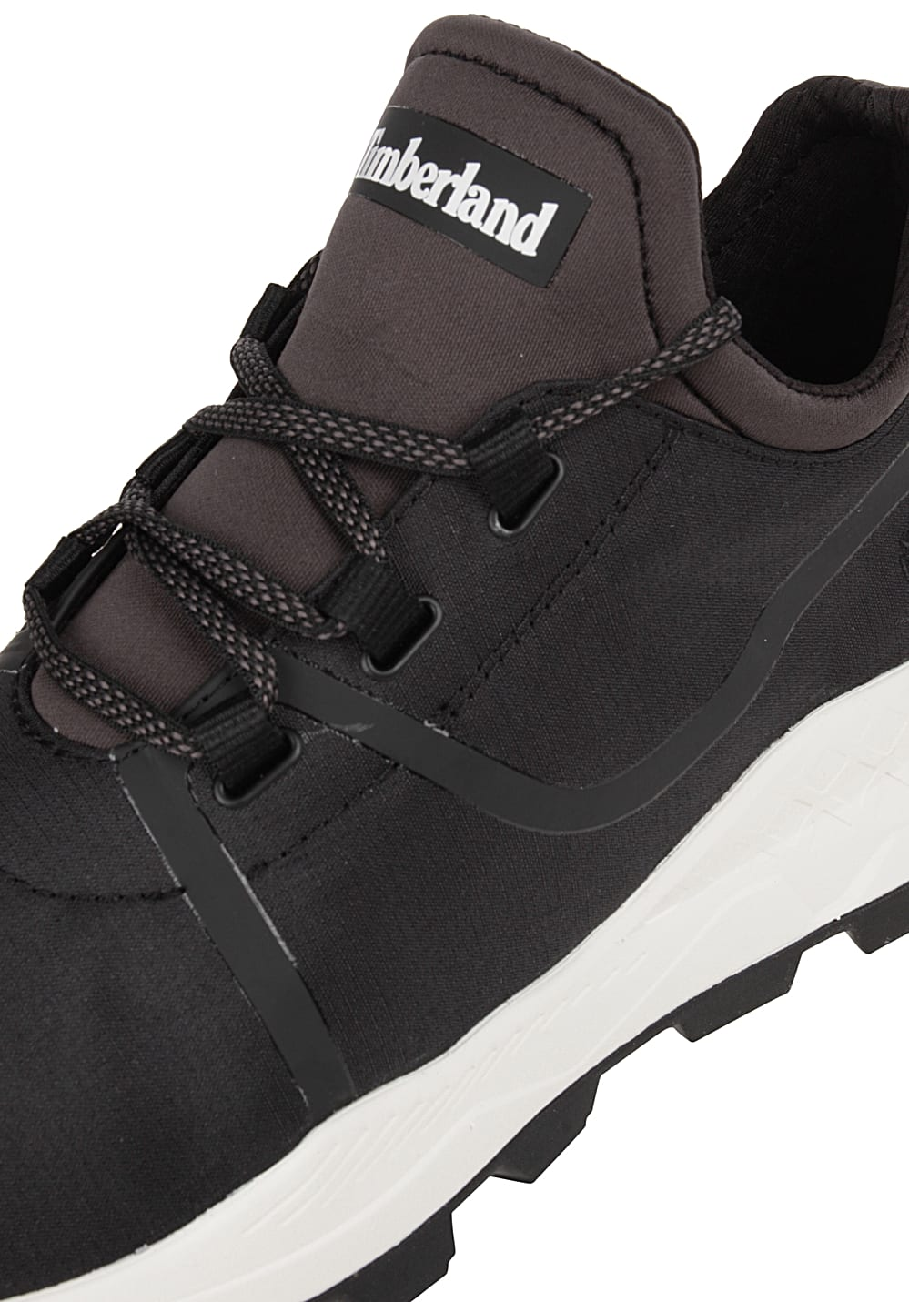 TIMBERLAND Brooklyn Fabric Oxford Sneakers for Men Black