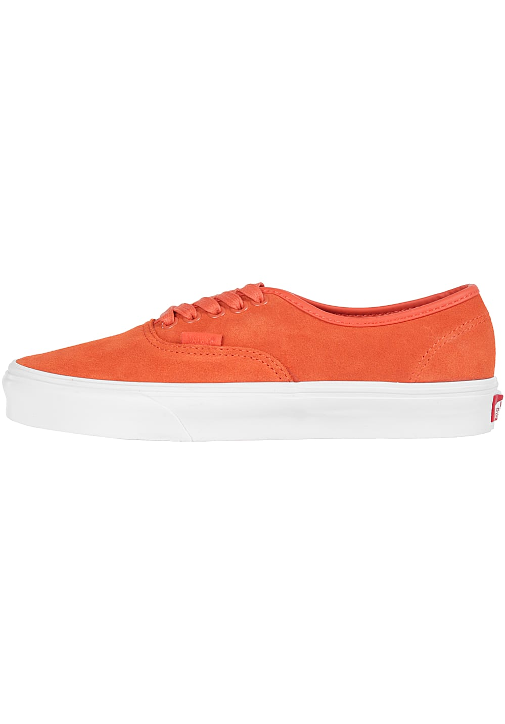 vans authentic arancione