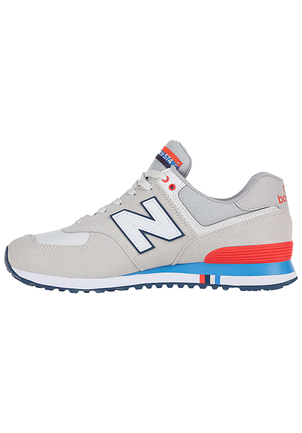NEW BALANCE ML574 D Sneakers for Men Grey