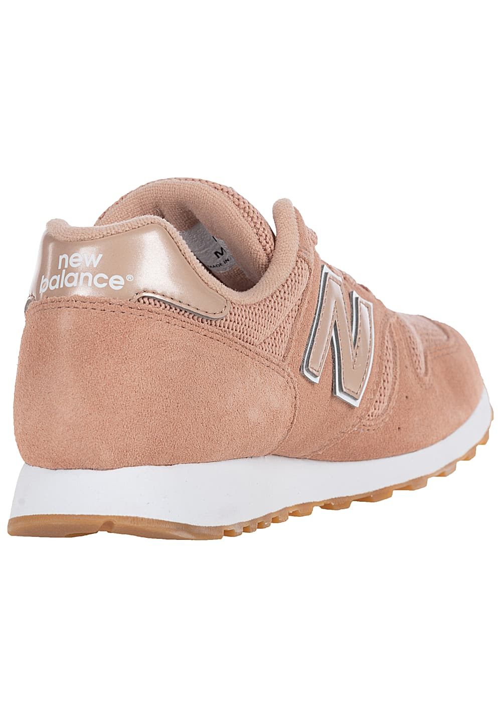 timeless design 60bc2 6857f NEW BALANCE WL373 B - Sneakers for Women - Pink