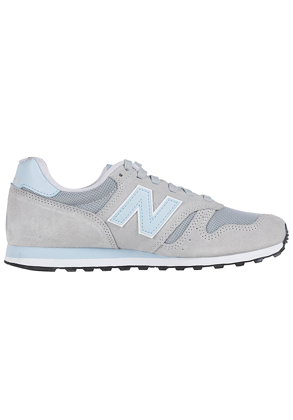 NEW BALANCE WL373 B - Sneakers for Women - Grey