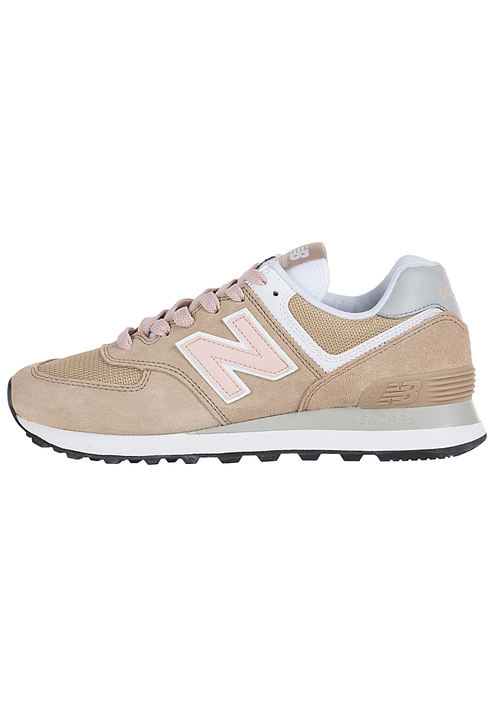 new balance marron et or