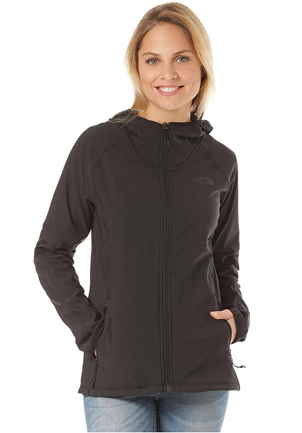 The North Face APEX NIMBLE HOODY Chaqueta softshell