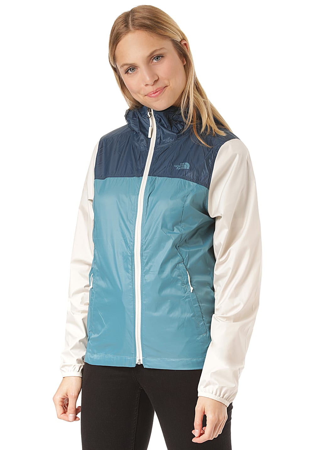 6c09da91d THE NORTH FACE Cyclone - Outdoor Jacket for Women - Blue