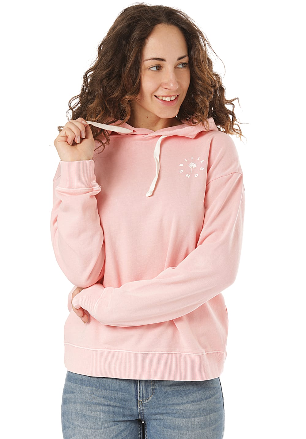 Billabong Womens Hooded Sweatshirt