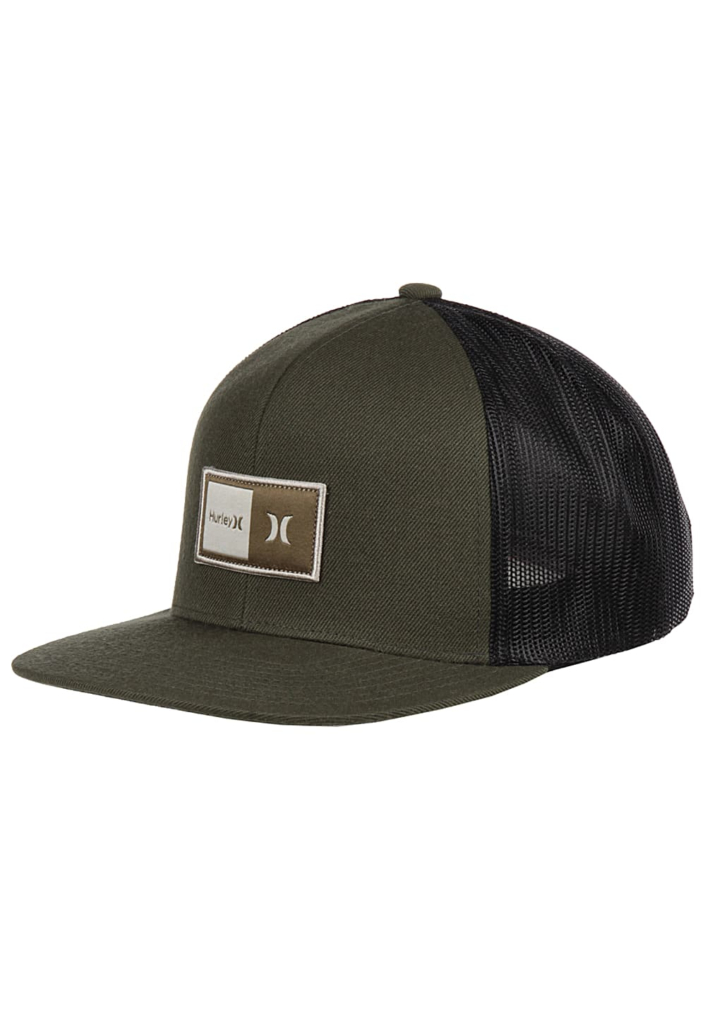 33dfa2c185a1b Hurley Natural - Trucker Cap - Green - Planet Sports