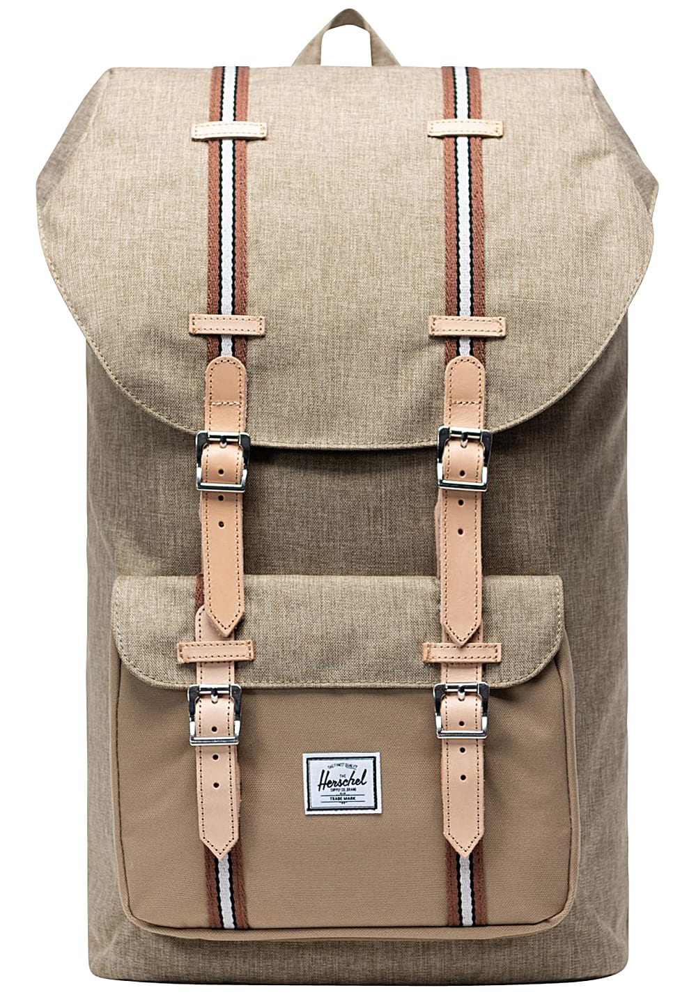 lower price with free shipping new product Herschel SUPPLY CO Little America 25L - Backpack - Beige - Planet ...