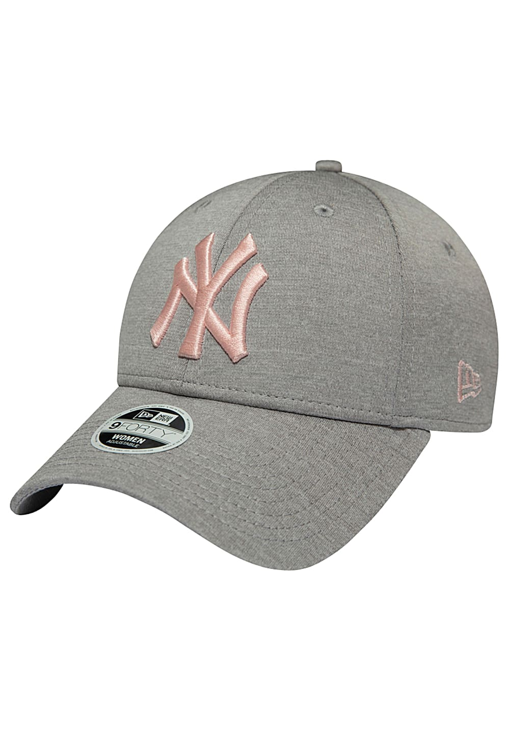 b9e7a387e NEW Era 9Forty Shadow Tech New York Yankees - Snapback Cap for Women - Grey