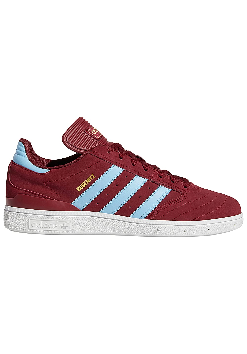 separation shoes 9f51a 0db88 Heren Skateboarding Busenitz Rood Planet Adidas Sneakers Voo