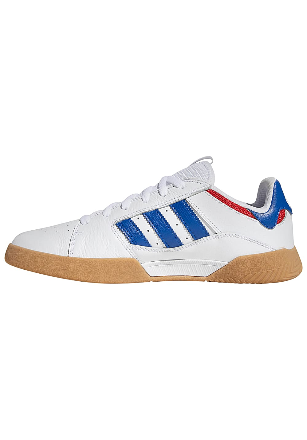 Adidas Skateboarding VRX Low Baskets pour Homme Blanc