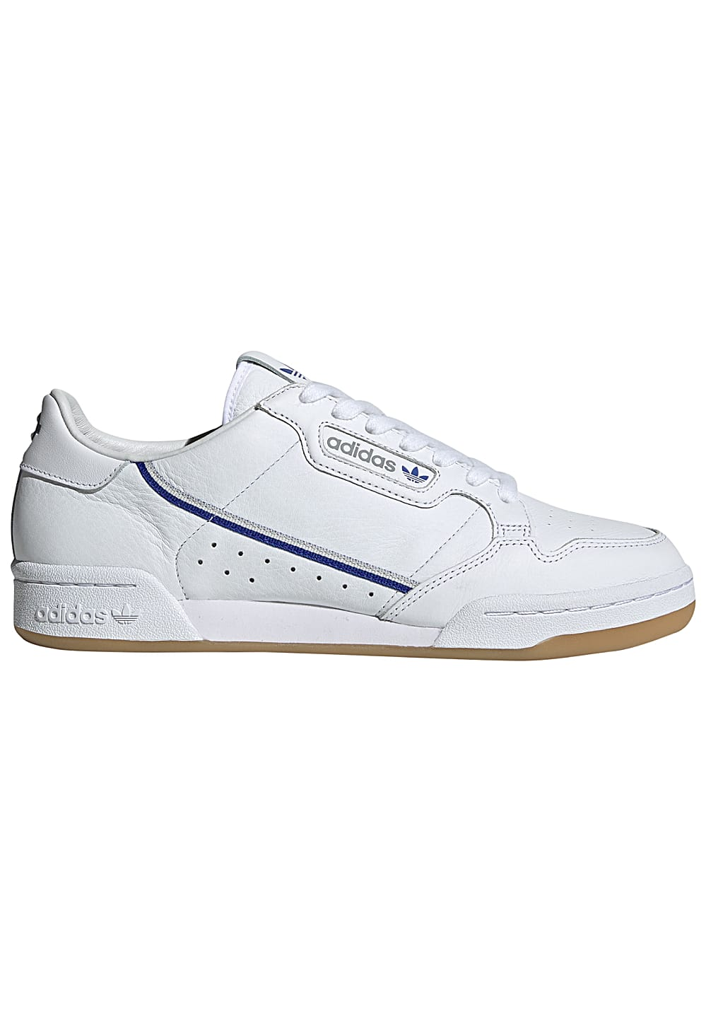 ADIDAS ORIGINALS X TFL Continental 80 Baskets pour Homme Blanc