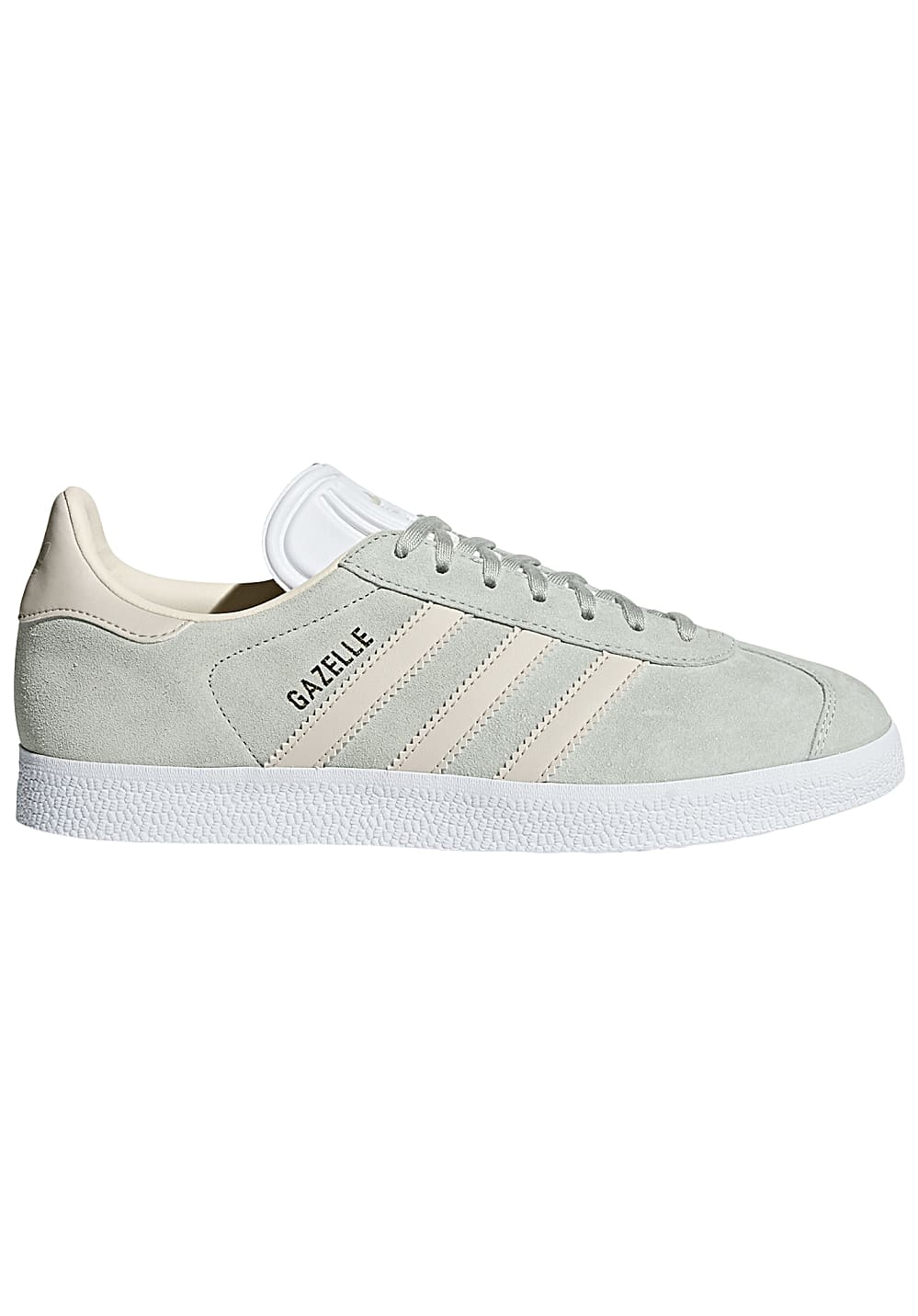 ADIDAS ORIGINALS Gazelle Baskets pour Femme Gris