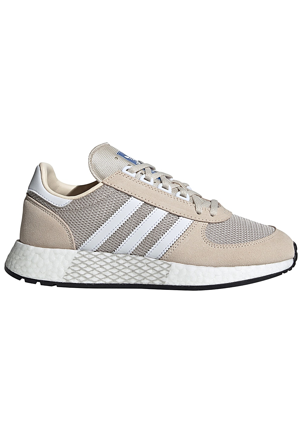 on feet shots of official images limited guantity ADIDAS ORIGINALS Marathon Tech - Sneakers for Women - Beige