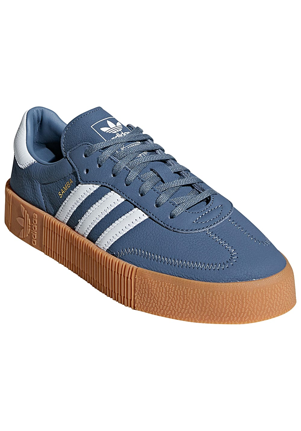 8ae4929bd41f3 ADIDAS ORIGINALS Sambarose - Sneakers for Women - Blue