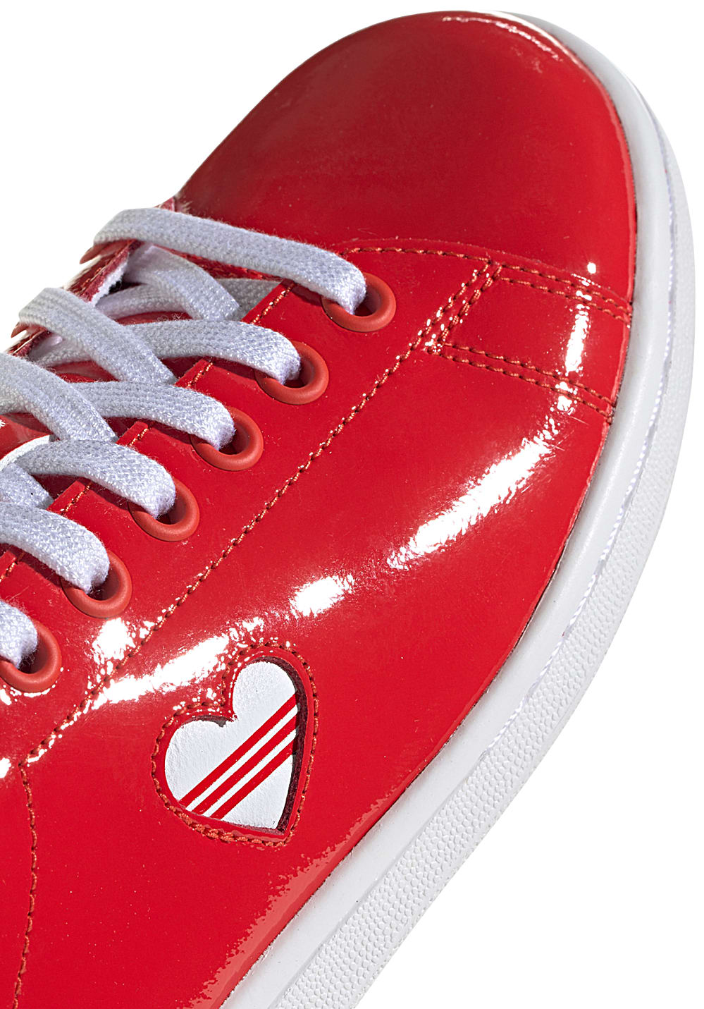 lowest price 8bc40 29dc8 ADIDAS ORIGINALS Stan Smith - Sneakers for Women - Red